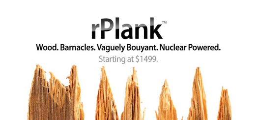 Introducing the rPlank™