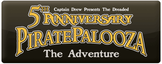 The Adventure of the Official 2009 PiratePalooza