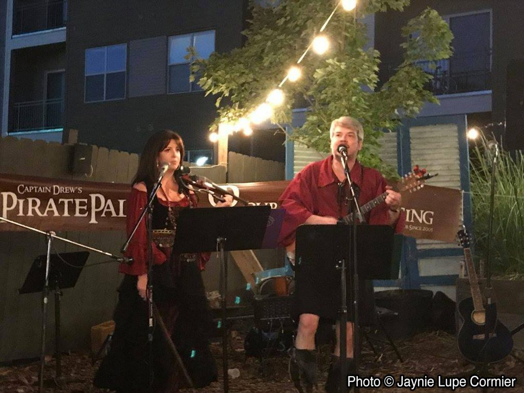 Toucan Dubh at PiratePalooza #13 - September 2017
