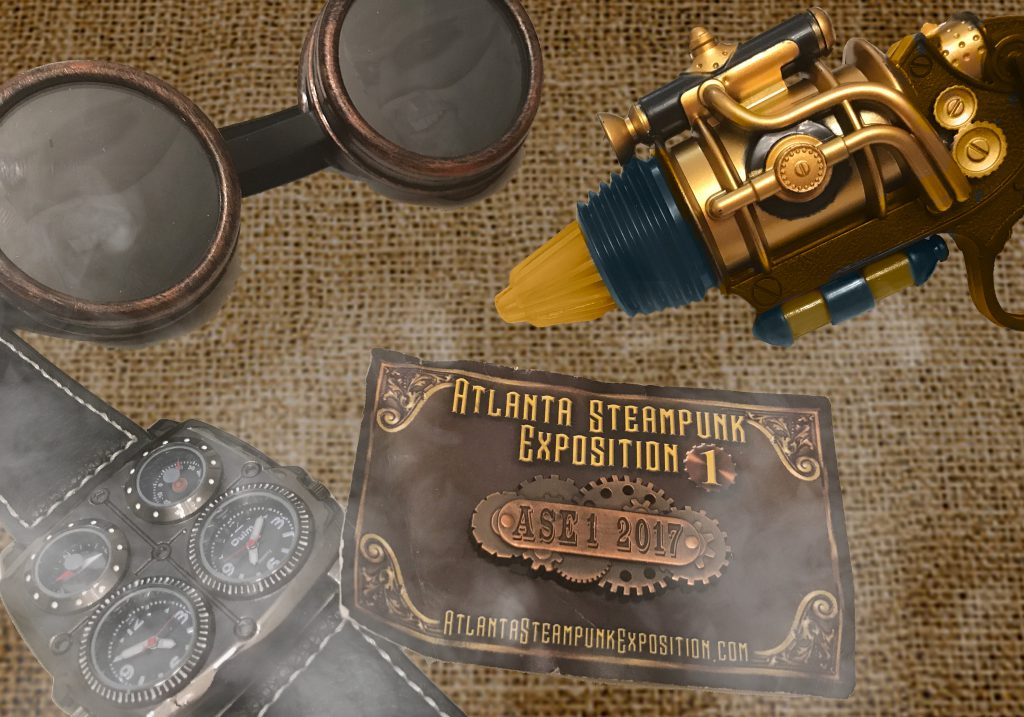 The Atlanta Steampunk Festival is Coming!