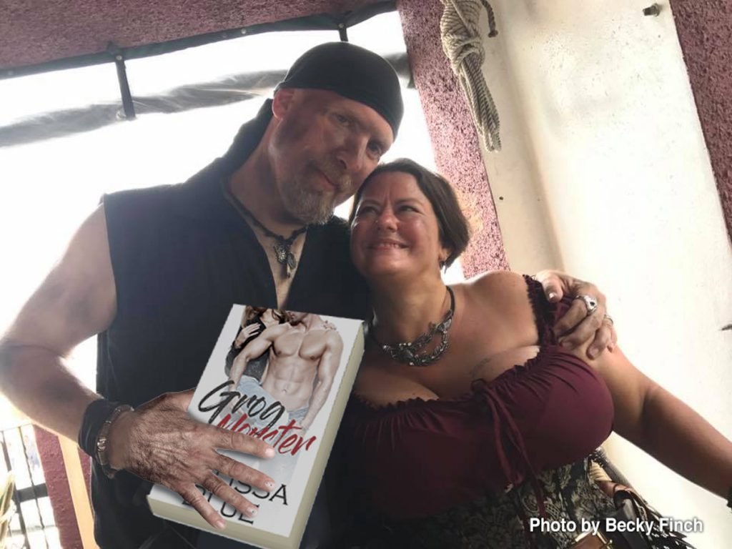 Billy Bones Recommends the book Grog Monster