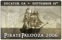 PiratePalooza Web Beacon