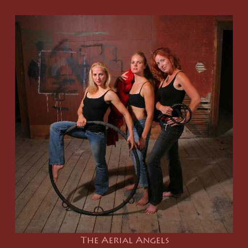 Aerial Angels at Shakespeare Tavern