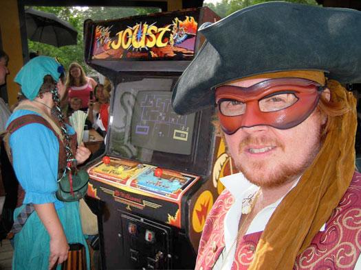 Captain Drew Announces Hostile Takeover of GARF!