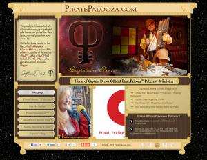 PiratePalooza.com Upgrade 2012