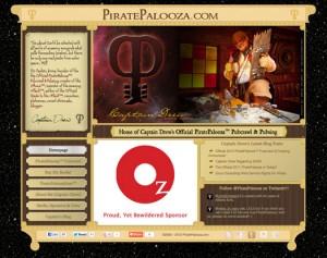 PiratePalooza Upgrade 2012