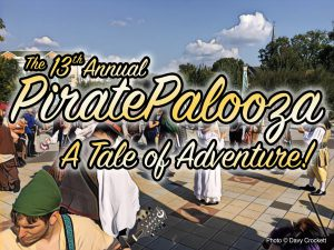 13th Annual PiratePalooza A Tale of Adventure!