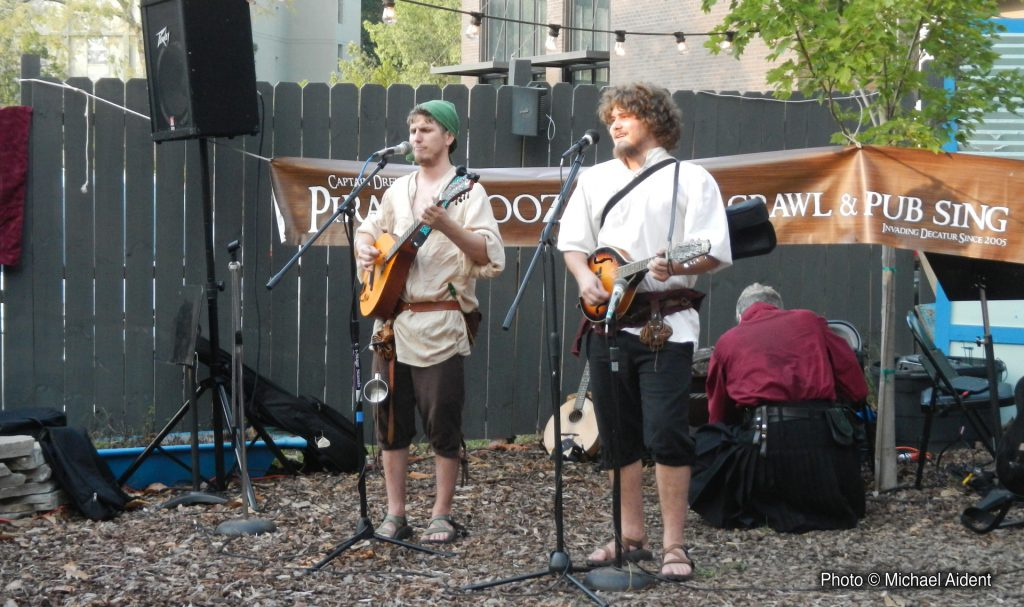 The Barehead Bards at PiratePalooza #13 - September 2017