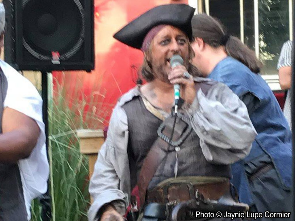 Israel Hands at PiratePalooza #13 - September 2017