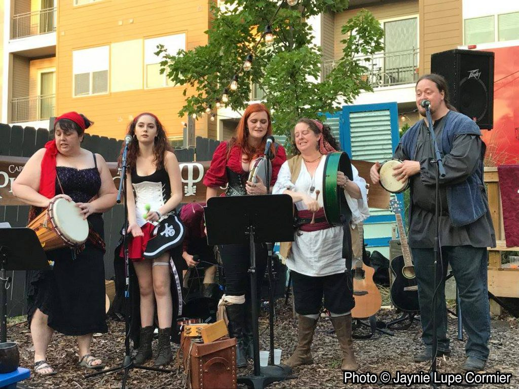 Tenpenny Travelers at PiratePalooza #13 - September 2017
