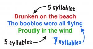 Diagram of Haiku