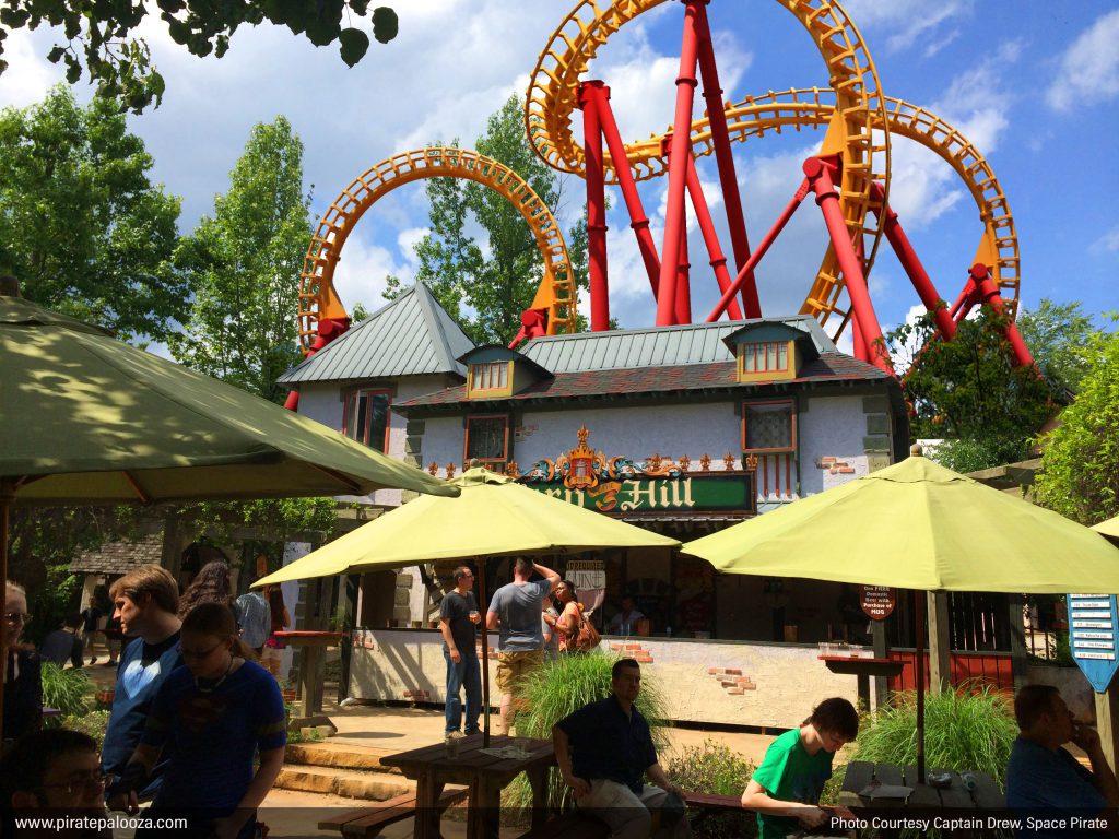 Georgia Renaissance Festival adds rollercoaster?