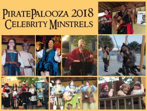 2018 PiratePalooza Musician Lineup