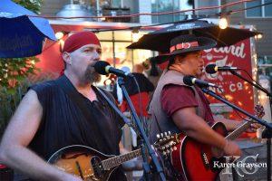 Lanloch'd in concert at PiratePalooza 2018
