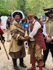 King Henry Meets Captain Drew