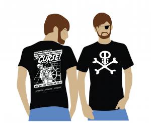 2020 PiratePalooza Curse of the Commodore Shirt Example